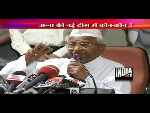 Kejriwal should contest against Sibal: Anna Hazare