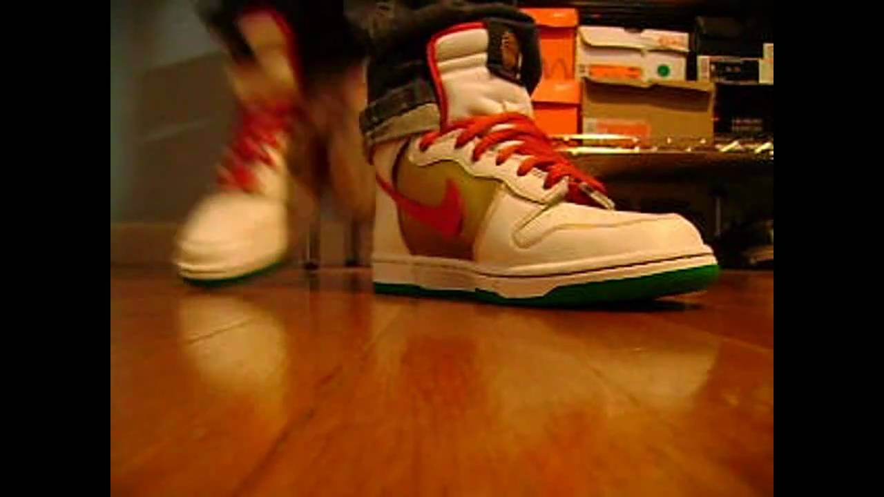 Money Cats Nike sb Nike sb Money Cat High Review