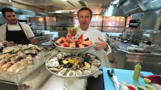 Daniel Boulud Presents The Royal Platter