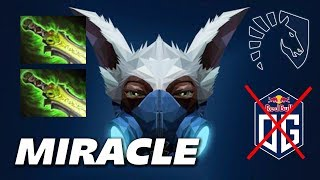 Miracle Meepo - Liquid vs OG - ESL One Birmingham 2019 Dota 2