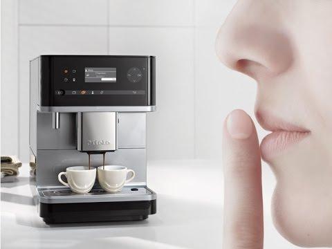 miele cm 6300 test berblick espressomaschine im vergleich test portal. Black Bedroom Furniture Sets. Home Design Ideas