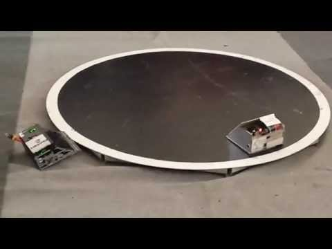 Robot Challenge 2015 - Mega Sumo Competition