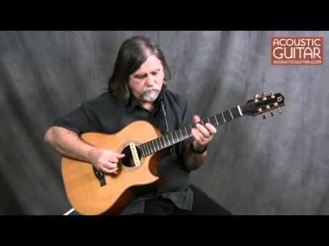 Tim Sparks Private Lesson Examples 1 - 3 from Acoustic Guitar