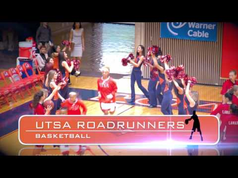 2011-2012 UTSA Roadrunners All Sport Highlight Video