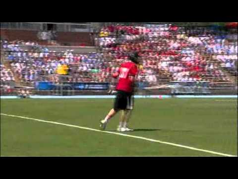 Maryland Lacrosse Hidden Ball Trick - May 15, 2011