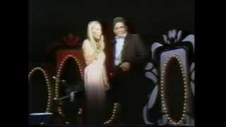 Joni Mitchell/Johnny Cash-Girl From The North Country (1969)