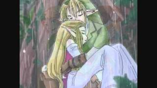 Link and Zelda - One Sweet Day