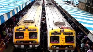 Indian railway, Borivali station, dt: 2nd Aug 16, sunil kasekar
