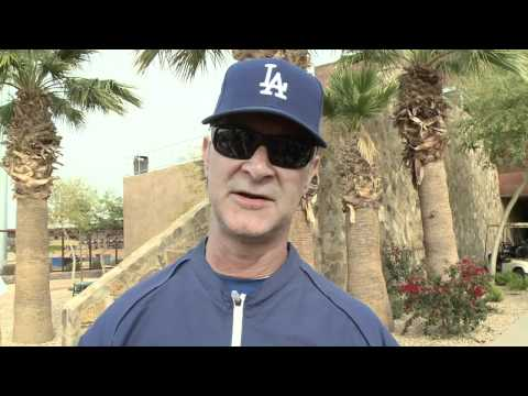 Dodgers Manager Don Mattingly On Dylan Hernandez of the Los Angeles Times