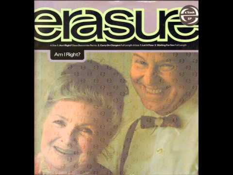 Erasure - Carry On Clangers
