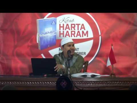 Ustadz Dr. Erwandi Tarmizi M.A -  Harta Haram Muamalat -  Dampak Dari Riba