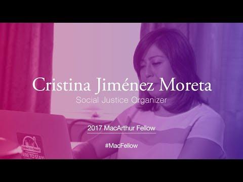 Cristina Jiménez Moreta,