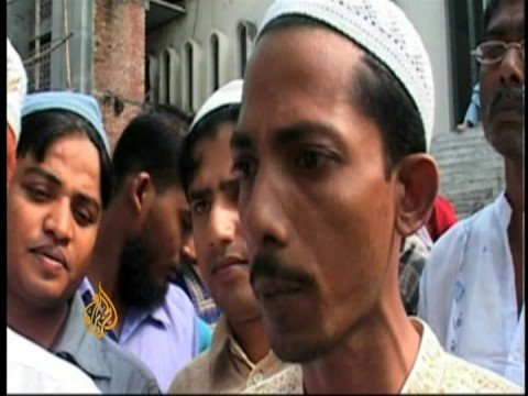 Bangladesh parties threaten to boycott elections - 12 Oct 08