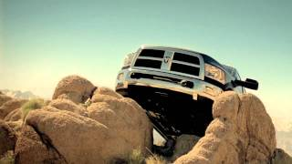 Ram Trucks Guts  Glory Power Wagon King