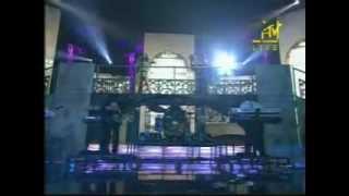 Alicia Keys My Boo feat Usher Live MTV European Music Awards 2004