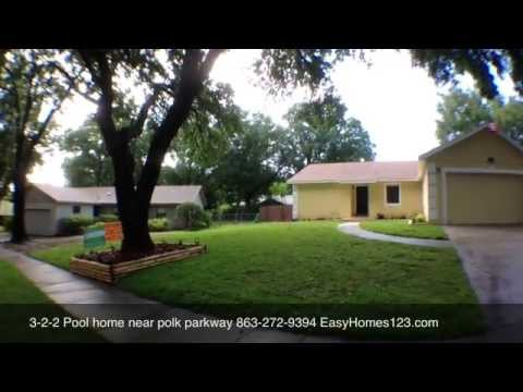 south lakeland pool home for sale easy homes 123 youtube