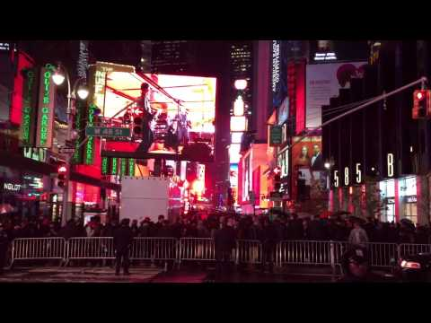 World AIDS Day Free Concert in Times Square, NYC, Dec 1, 20