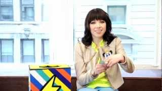 The Magic Box Interview: Carly Rae Jepsen