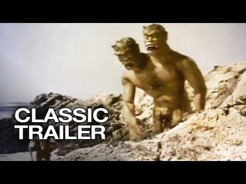 Jack the Giant Killer Official Trailer #1 - Don Beddoe Movie (1962) HD