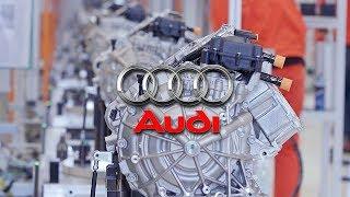 Audi Factory - E-Engine Production