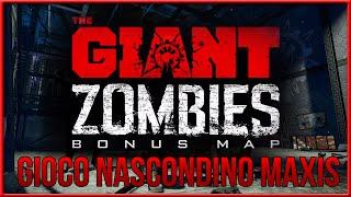 Gioco Nascondino Maxis - Easter Egg The Giant (ARMA BONUS!)