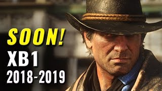 Top 25 Upcoming Xbox One Games of 2018-2019