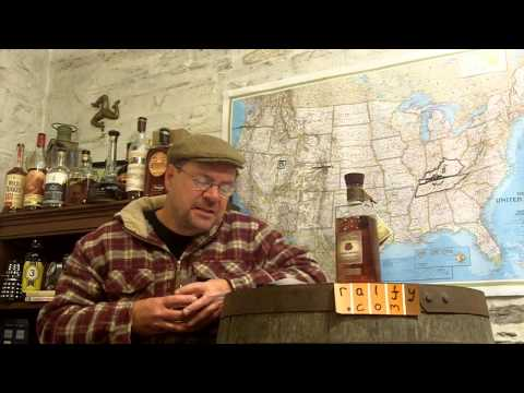 whisky review 388 - Four Roses Single barrel Bourbon