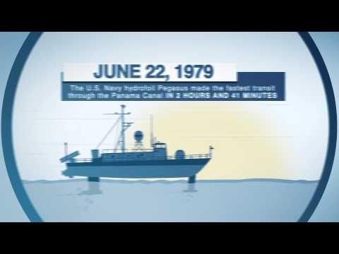 Panama Canal Centennial: Top 10 Moments
