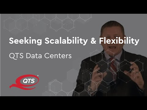 Data Center Customers Seeking Scalability and Flexibility