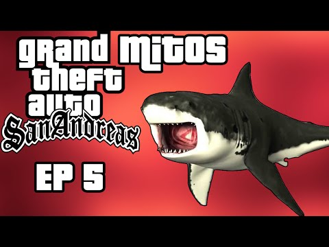 GTA San Andreas Mito #5: Tiburón