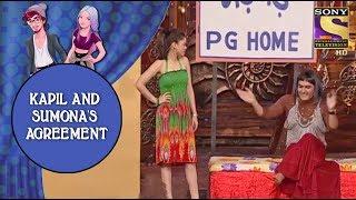 Kapil And Sumona's PG Home Agreement - Jodi Kamaal Ki