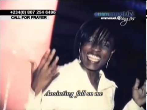 Anointing: My Case Will Not Escape Anointing Of God, Emmanuel Tv Singers, Scoan video