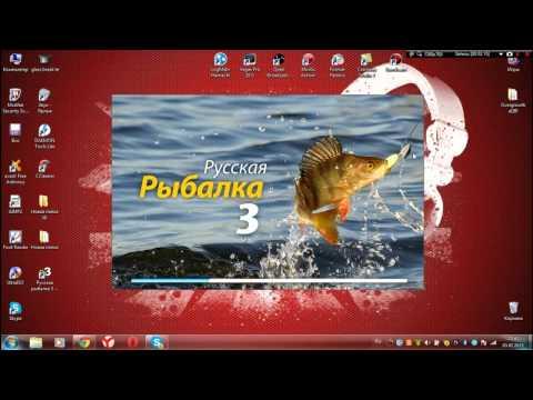 Скачать игру на компьютер Русская рыбалка