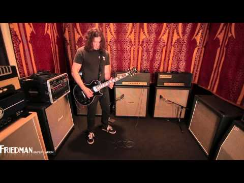Friedman BE-100 with Phil X