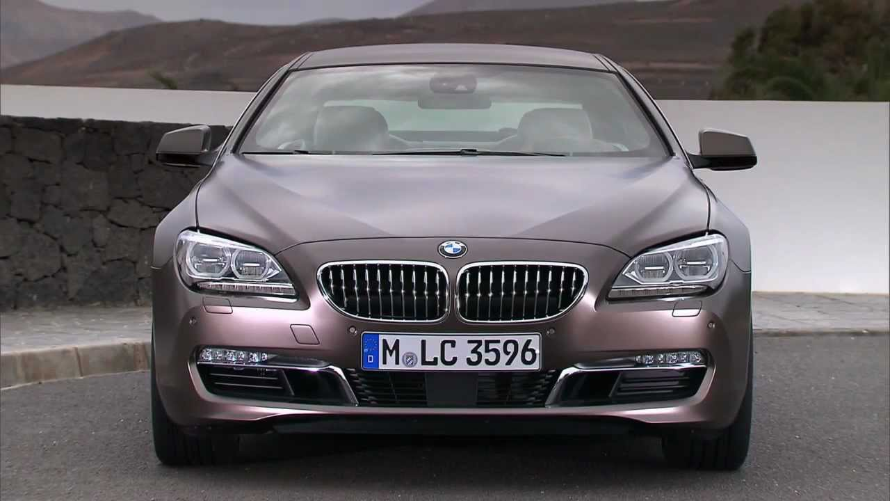 Bmw 650i Gran Coupe Hd 720 Bmw 650i Xdrive Gran Coupe Youtube
