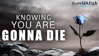 Knowing You Are Gonna Die | *True Incidents*