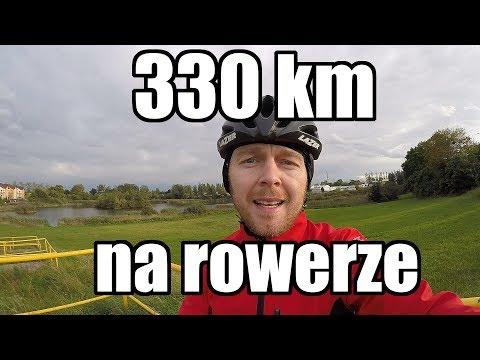 330 Km Rowerem W 22h // Rowerowe Porady