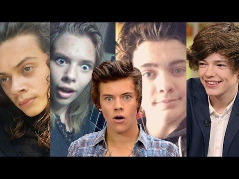 Top 7 Craziest Harry Styles Look-Alikes!
