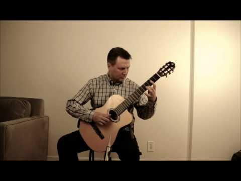 Ken Hatfield NYC Nylon String Genius