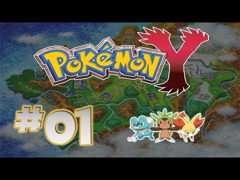 Guida Pokémon Y #01 Quante novità