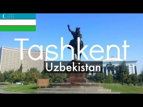Tashkent Uzbekistan CITY TOUR
