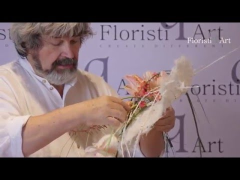 Bloom Your Business 2016 with Gregor Lersch by Floristiq Art