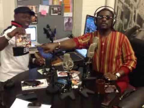 Meiway à Tropical Décibel sur Côte d'Ivoire FM (En Integralité)
