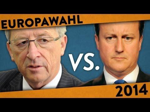 JUNCKER vs. CAMERON - Update I S/E Special - Europawahl 2014