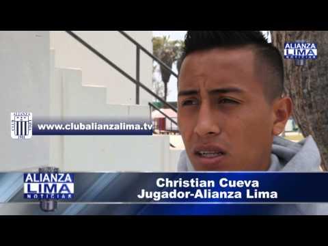 Christian Cueva prometió darlo todo por Alianza así lo sigan golpeando en la cancha