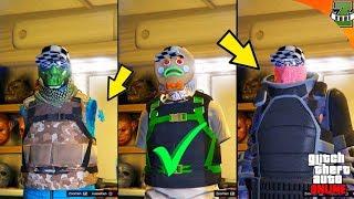 GTA 5 MODDED OUTFIT GLITCH | Krasse Outfits selber erstellen | Zeddi