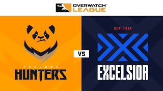Quarter-Final B | Chengdu Hunters vs New York Excelsior | Rebroadcast | May Melee APAC | Day 1