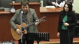 """Biserica Baptistă """"Biruința"""" Baia Mare - Sandu & Florina Fărăgău - Da, El vine! - 18.03.2018"""