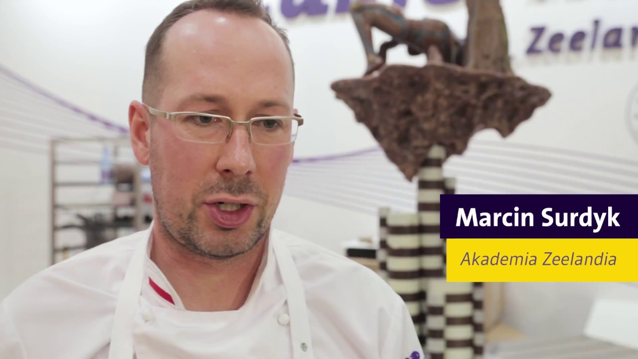 Marcin Surdyk w World Chocolate Masters