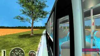 [GamePlay] City Bus Simulator 2010 Regiobus Usedom Download English Version!
